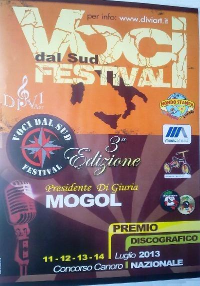 Voci dal Sud Festival