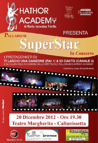 Palladium SuperStar In Concerto